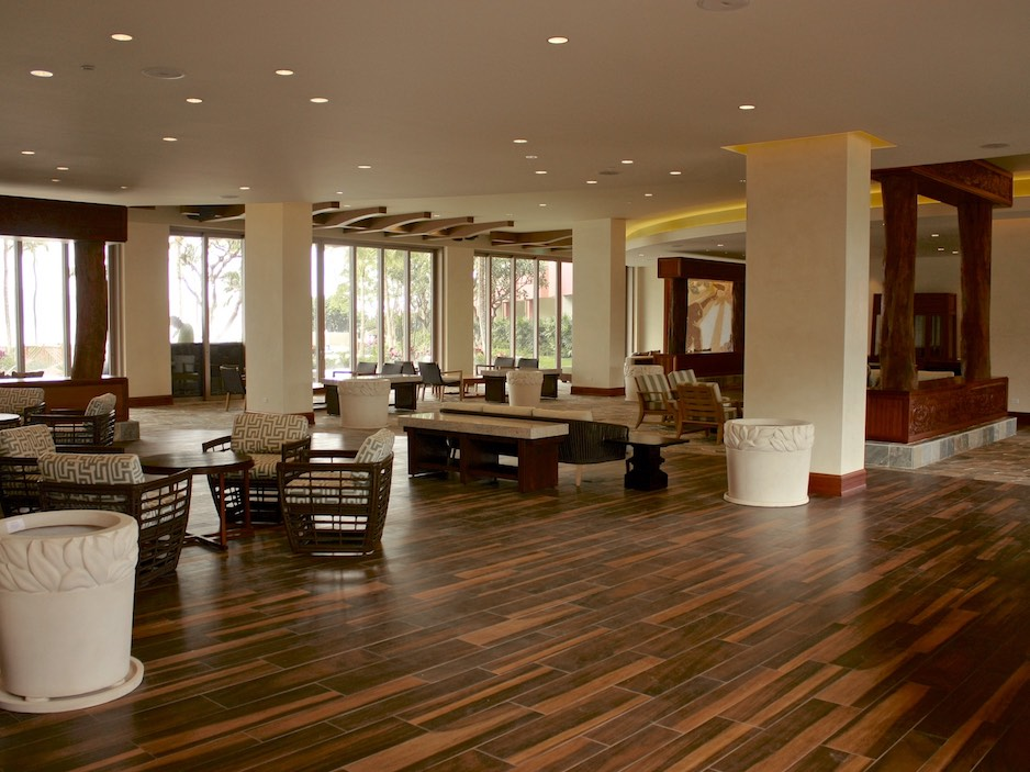 Distinctive Wood Designs Commercial Projects Solid